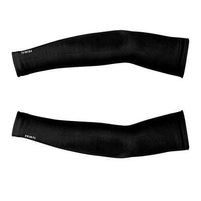 Obsidian Thermal Arm Warmers -  Custom Cycling Clothing and accessories online - Primal Europe