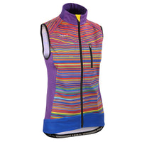 Kismet Rainbow Aliti Vest -  Custom Cycling Clothing and accessories online - Primal Europe