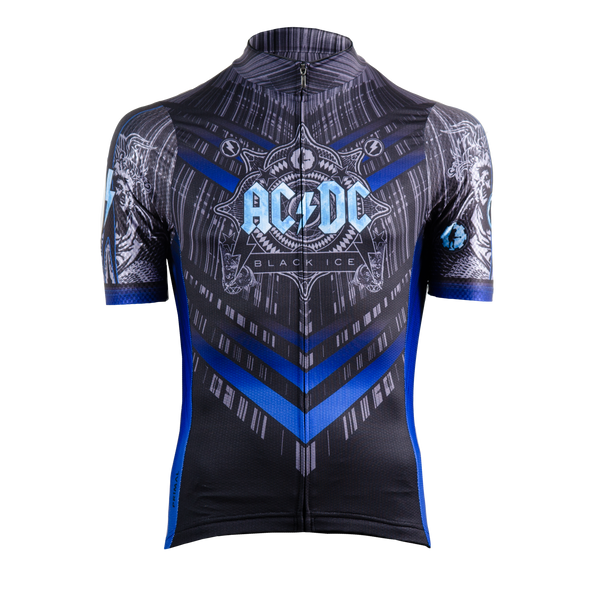 Men's AC/DC Black Ice Helix Jersey