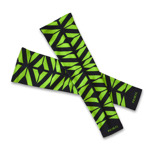 Neon Crush Thermal Arm Warmers
