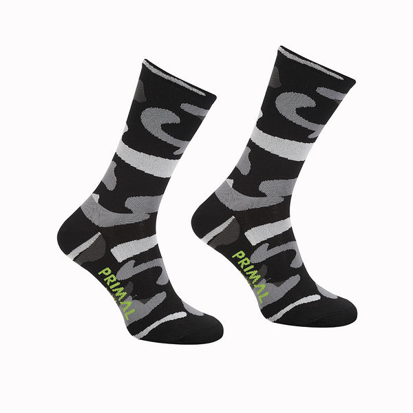 Camo Black Socks