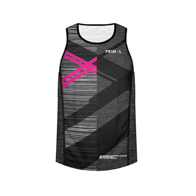 Women's Running Vest -  Custom Cycling Clothing and accessories online - Primal Europe