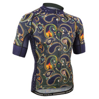 Cyc-adelic Paisley Men's Evo 2.0 Jersey -  Custom Cycling Clothing and accessories online - Primal Europe