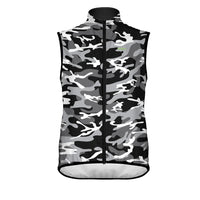 Dawn Winter Tights & Camo Black Wind Vest (Bundle&Save)