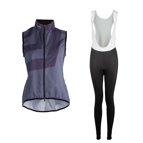 Dawn Winter Tights & Apex Wind Vest (Bundle&Save) -  Custom Cycling Clothing and accessories online - Primal Europe