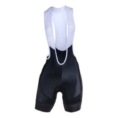 Ebony Women's Evo 2.0 bibs -  Custom Cycling Clothing and accessories online - Primal Europe