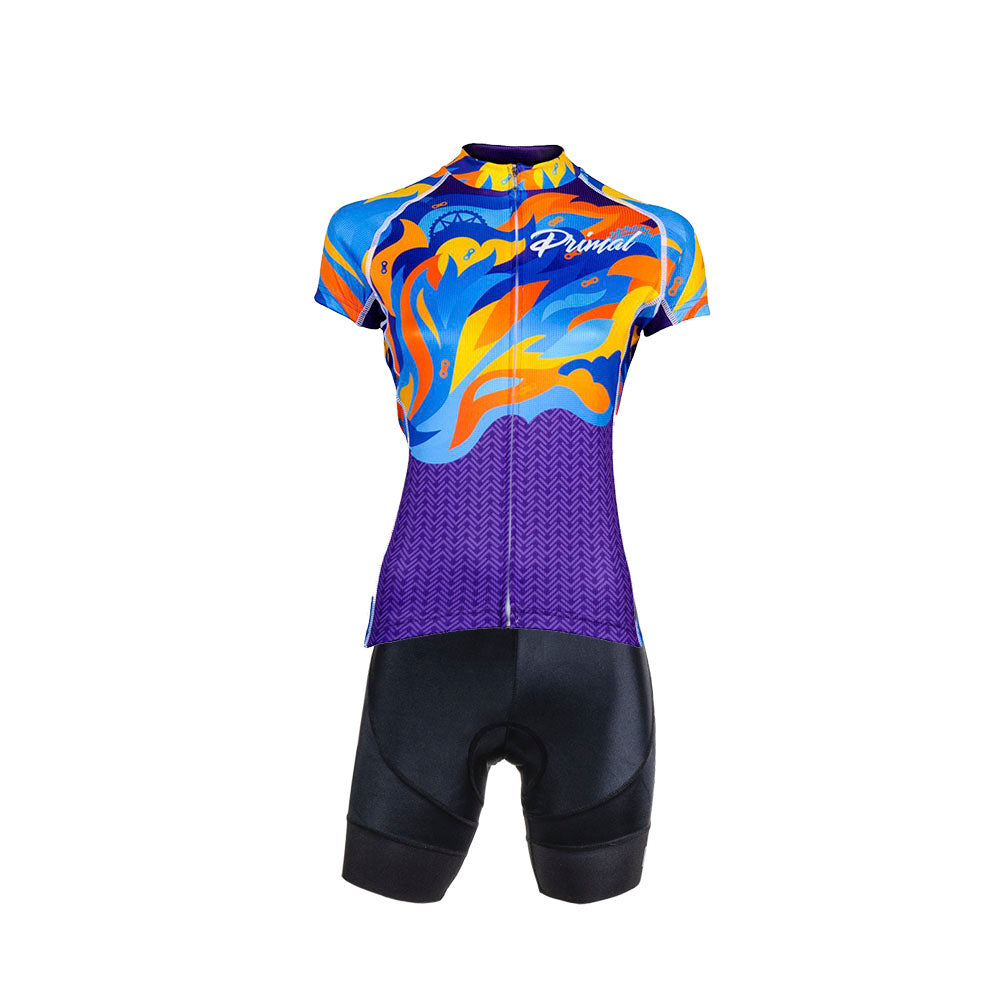 Ebony & Fierce Flame Evo Kit (Bundle&Save) - Primal Europe Cycling clothing