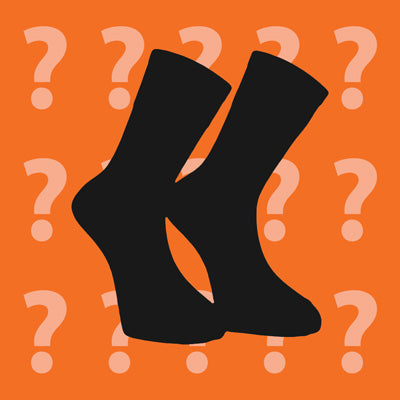 Mystery 3 Pack cycling Sock -  Custom Cycling Clothing and accessories online - Primal Europe