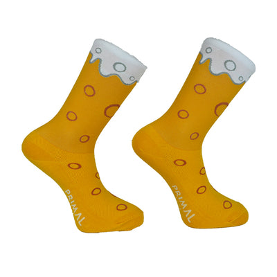 Hoppenin' Cycling Socks -  Custom Cycling Clothing and accessories online - Primal Europe