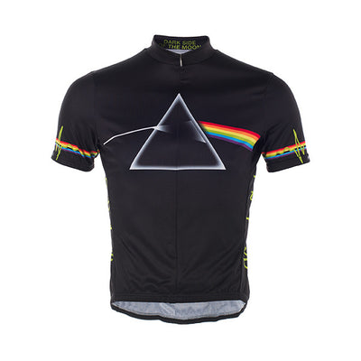 Men's Pink Floyd The Dark Side of the Moon Jersey -  Custom Cycling Clothing and accessories online - Primal Europe