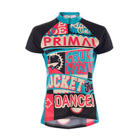 RideOn Women's Cycling Jersey - Primal Europe Cycling clothing
