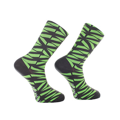 Neon Crush Cycling Socks -  Custom Cycling Clothing and accessories online - Primal Europe