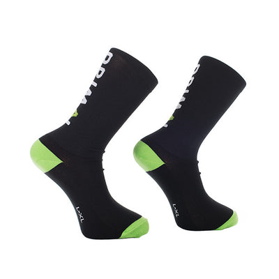 Primal Tall Icon Black Cycling Socks -  Custom Cycling Clothing and accessories online - Primal Europe