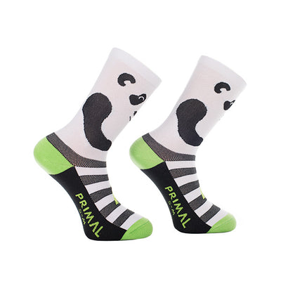 Panda Cycling Socks -  Custom Cycling Clothing and accessories online - Primal Europe