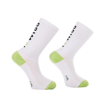 Primal Tall Icon White Cycling Socks -  Custom Cycling Clothing and accessories online - Primal Europe