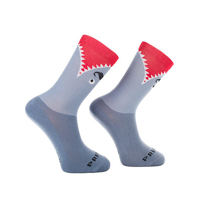 Sharky Cycling Socks -  Custom Cycling Clothing and accessories online - Primal Europe