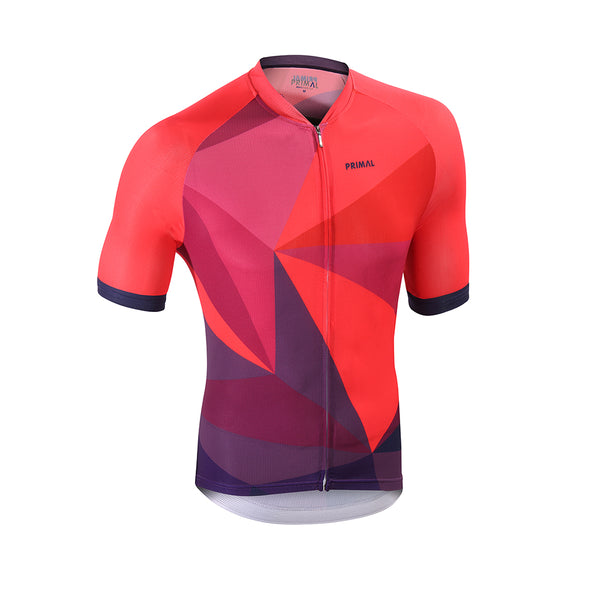 Men's Triangular Omni Jersey - Primal Europe Cycling clothing