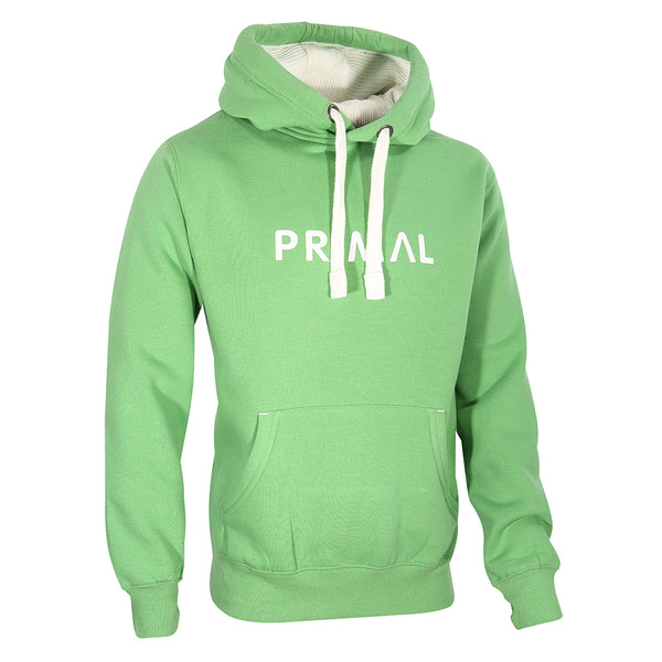 Primal Green Premium Hoodie -  Custom Cycling Clothing and accessories online - Primal Europe