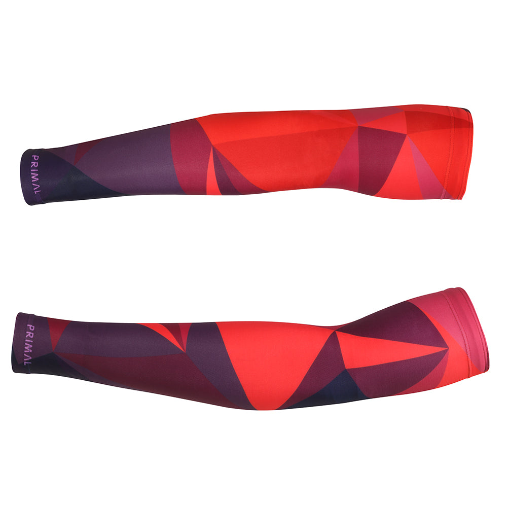 Triangular Thermal Arm Warmers