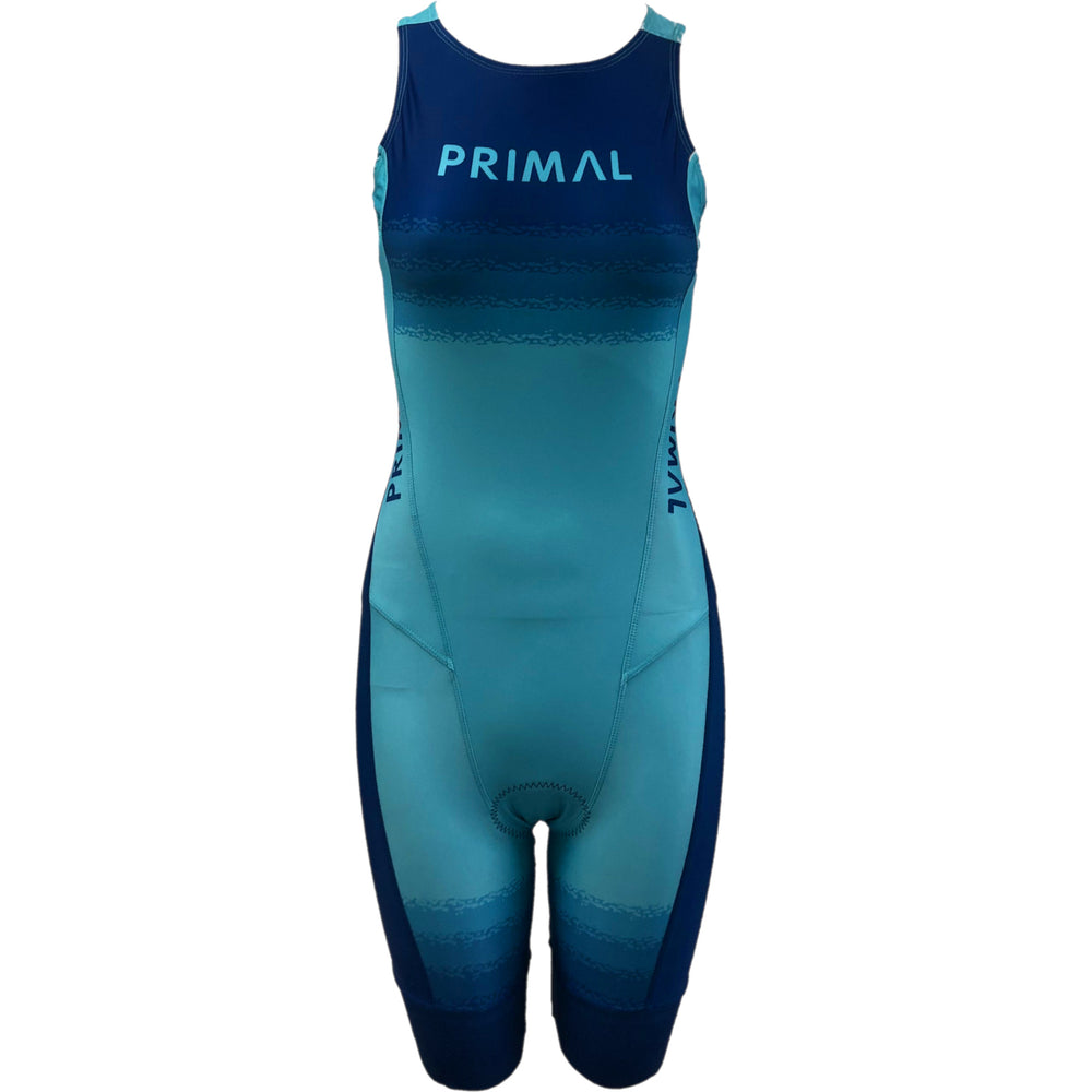 Front of the Aqua Axia Triathlon Suit