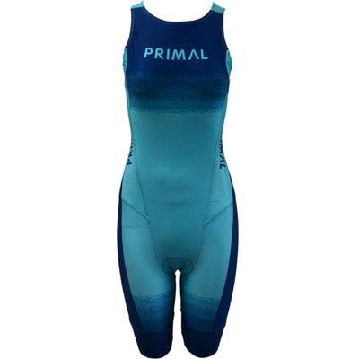 Women's Aqua Axia Triathlon Suit - Primal Europe Cycling clothing