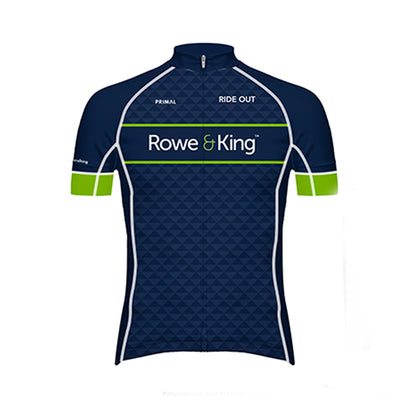 Rowe & King EVO 2.0 Jersey -  Custom Cycling Clothing and accessories online - Primal Europe