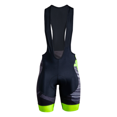 Asonic Men's Helix 2.0 Bibs - Primal Europe Cycling clothing
