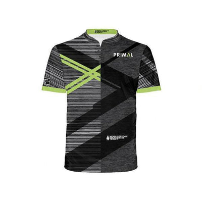Men's Henley -  Custom Cycling Clothing and accessories online - Primal Europe