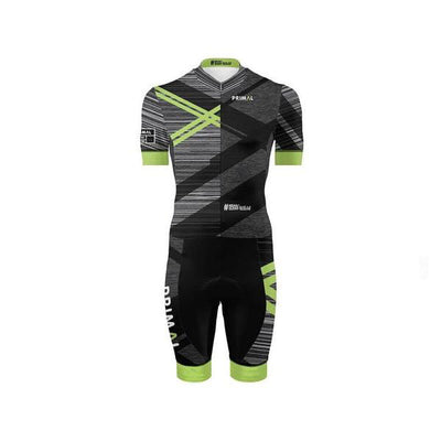 Men's Short Sleeve Speed Skinsuit 2.0 -  Custom Cycling Clothing and accessories online - Primal Europe