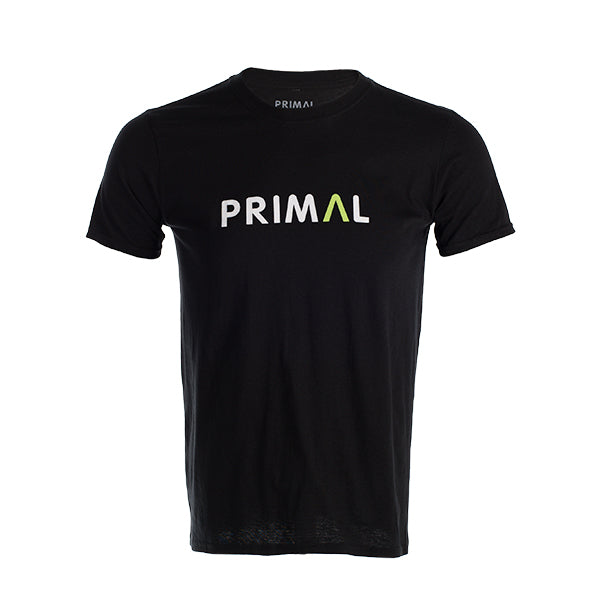 Primal Black Men's T-Shirt