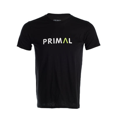 Primal Black Men's T-Shirt - Primal Europe Cycling clothing