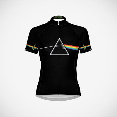 Dark Side of The Moon Women's Jersey - Primal Europe Cycling clothing