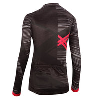 Women's Asonic Pink Heavyweight Jersey -  Custom Cycling Clothing and accessories online - Primal Europe