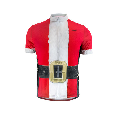 Men's Santa Cycling Jersey
