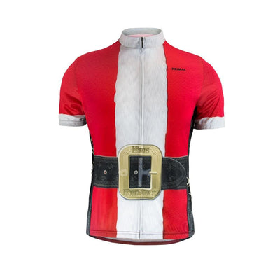 Women's Santa Jersey -  Custom Cycling Clothing and accessories online - Primal Europe
