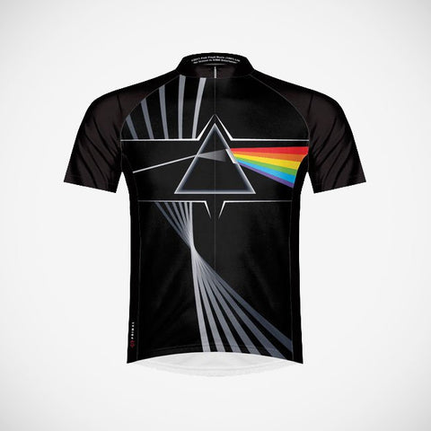 Men's Pink Floyd Prism Cycling Jersey SM only