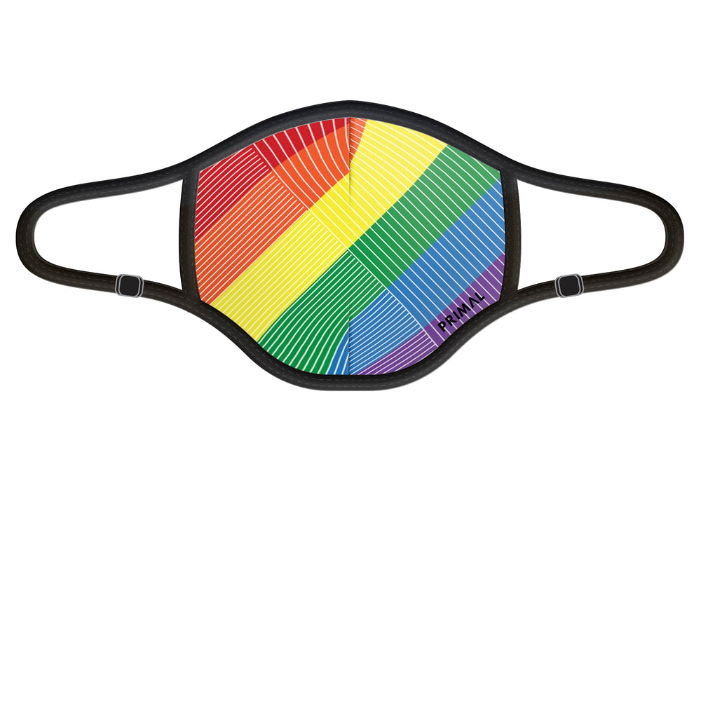 Rainbow Face Mask 2.0 Filter + Frame Bundle - PREORDER Arrives from 10th August
