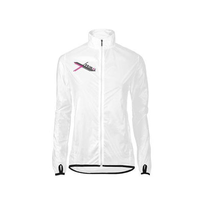 Asonic Women's Clear Cycling Rain Jacket -  Custom Cycling Clothing and accessories online - Primal Europe