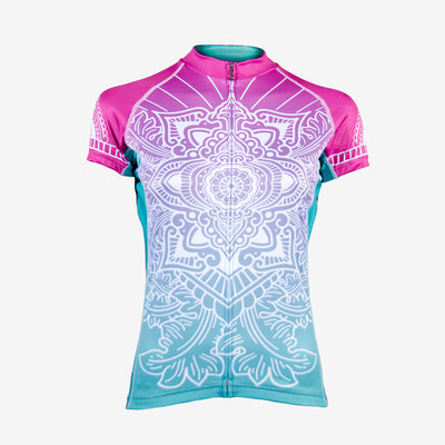 Serenity Women's Evo Jersey -  Custom Cycling Clothing and accessories online - Primal Europe
