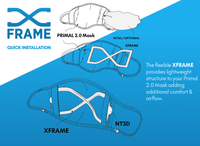 X-Frame -  Custom Cycling Clothing and accessories online - Primal Europe