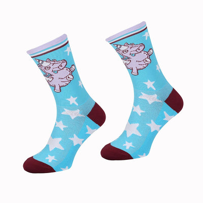 Unicorn Socks -  Custom Cycling Clothing and accessories online - Primal Europe