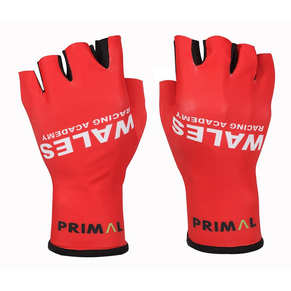 Welsh Cycling Academy Aero cycling gloves -  Custom Cycling Clothing and accessories online - Primal Europe