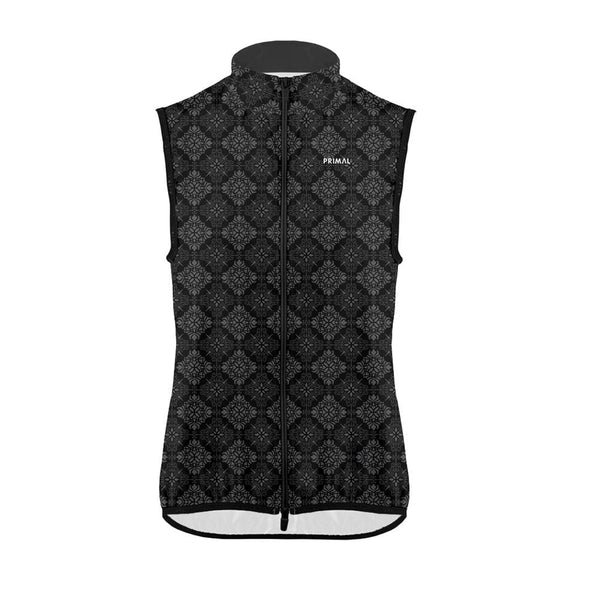 Women's Damasque Wind Vest - Primal Europe Cycling clothing