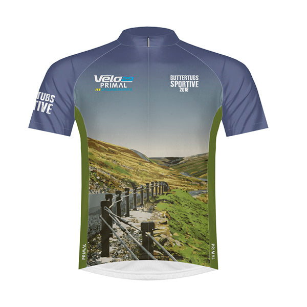 Buttertubs Sportive Jersey - Primal Europe Cycling clothing