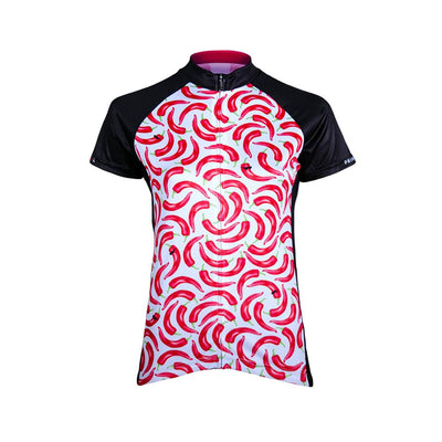 Caliente Women's Jersey - Primal Europe Cycling clothing