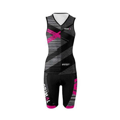 Women's Tri Suit -  Custom Cycling Clothing and accessories online - Primal Europe