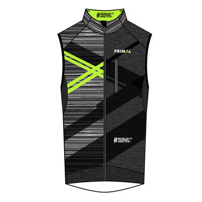 Custom Fit Kit Sizing Pack Men's Aliti Wind Vest -  Custom Cycling Clothing and accessories online - Primal Europe