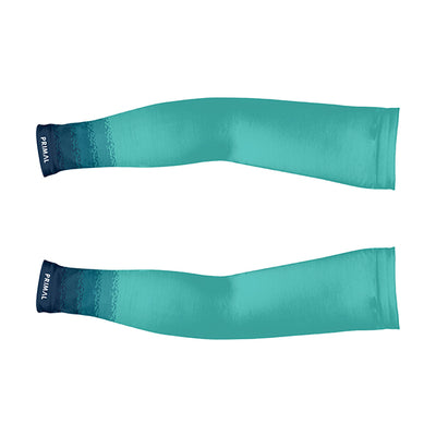Aqua Women's Thermal Cycling Arm Warmers -  Custom Cycling Clothing and accessories online - Primal Europe