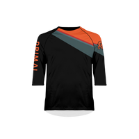 Men's Crag Black Ilex MTB Jersey - Primal Europe Cycling clothing