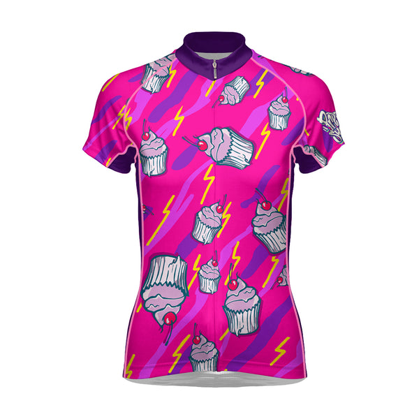 Cake Walk Women's EVO Jersey - Primal Europe Cycling clothing